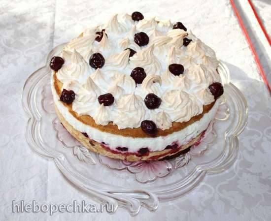 Торт Аннет Дженсен (Hannchen Jensen - Torte)