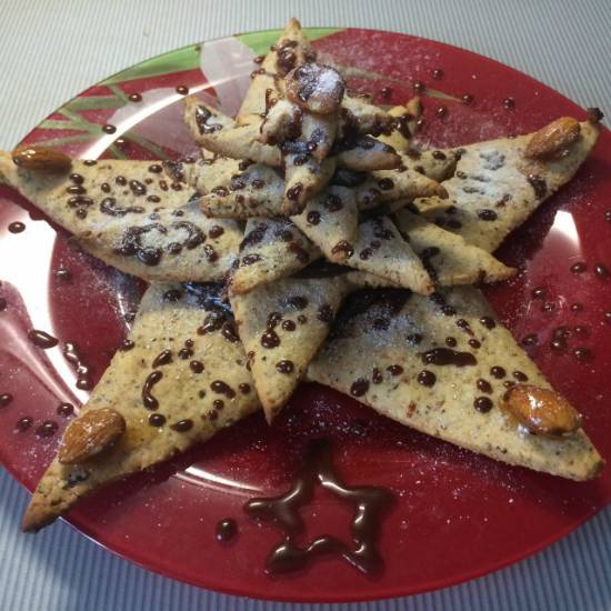 Миндальные конфеты Nougat Weihnachtss