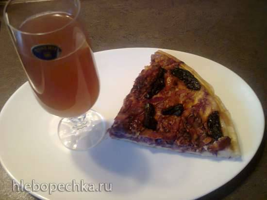 Старофранконский капустный пирог (Altfraenkischer Krautkuchen)