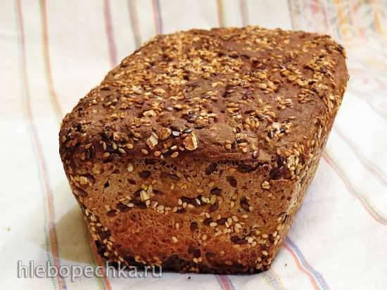 Ржаной хлеб с корочкой Reitberger (Reitberger Kruste Roggenbrot)