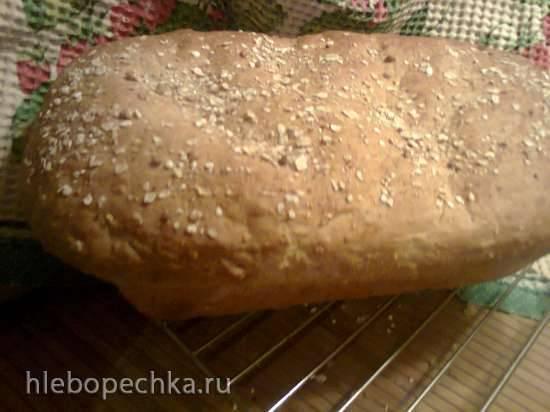 Франконский хлеб на пахте (Buttermilchbrot )
