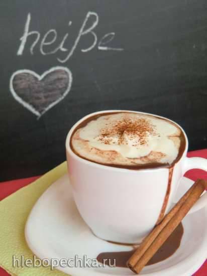 Австрийский горячий шоколад (Heisse schokolade оsterreich)