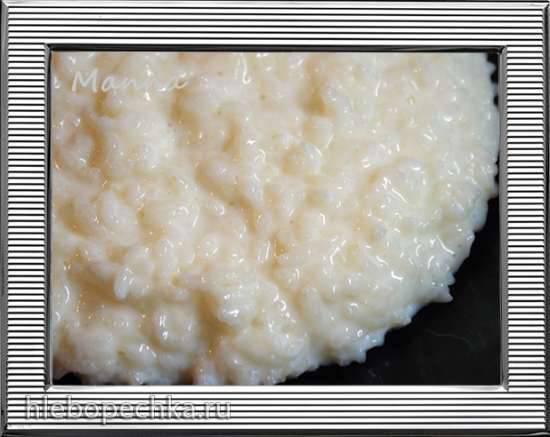 Молочные каши в мультиварке Panasonic SR-TMZ550