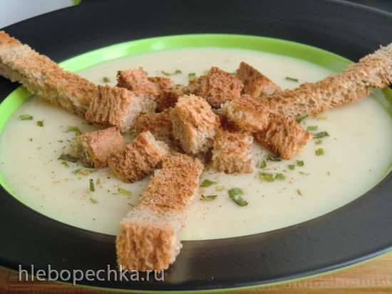 Суп с хреном (Meerrettich suppe)