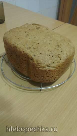 """Хлеб столичный на тёмном пиве """"Лидское"""""""
