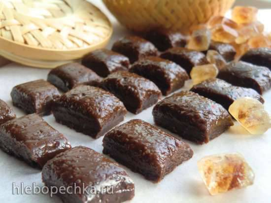 Шоколадные карамельки (Schoko-karamel bonbon)
