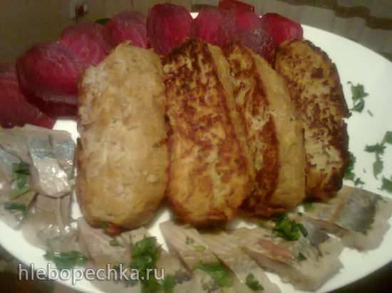 Гамбургский картофельный хлебец