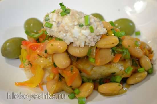 Здоровая и вегетарианская еда: от завтрака до ужина