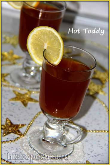 """Коктейль Hot Toddy (""""Горячий Тодди"""") - классический ирландский рецепт"""