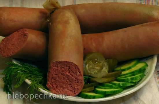 """Домашняя ливерная колбаса """"Особая"""""""