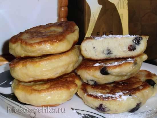 Пикерт из Липпе или картофельные дрожжевые оладьи (Lippischer pickert)