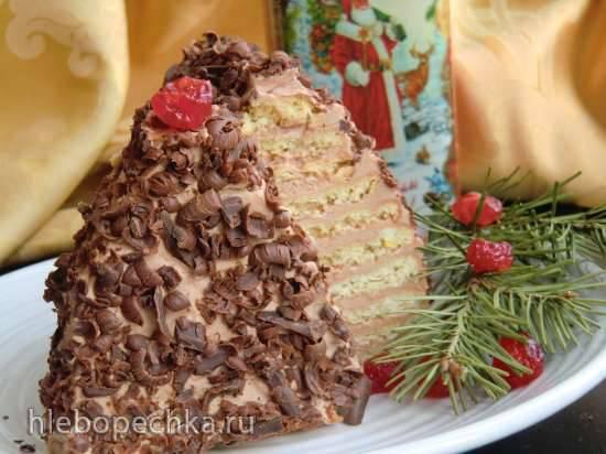Торт RemBrandt-Schnitten