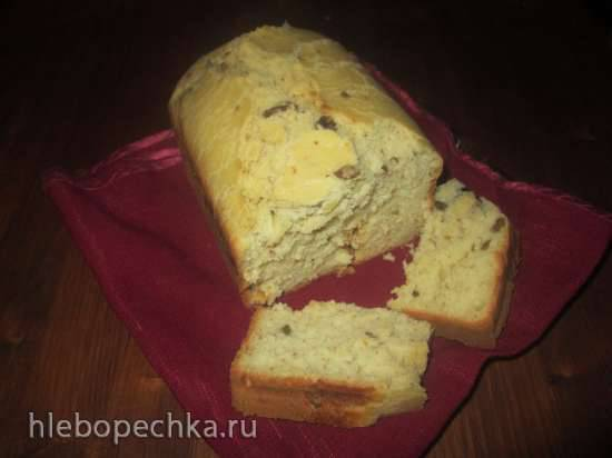 Хлеб сицилийский с оливками