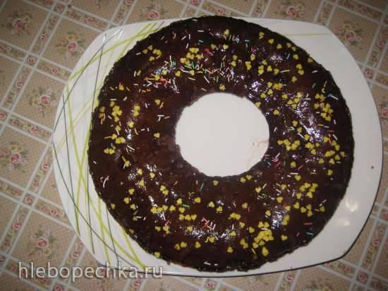 Кекс Шоколадное счастье