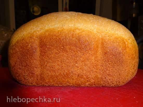 Polaris PBM 1501D. Пшенично-ржаной дрожжевой хлеб