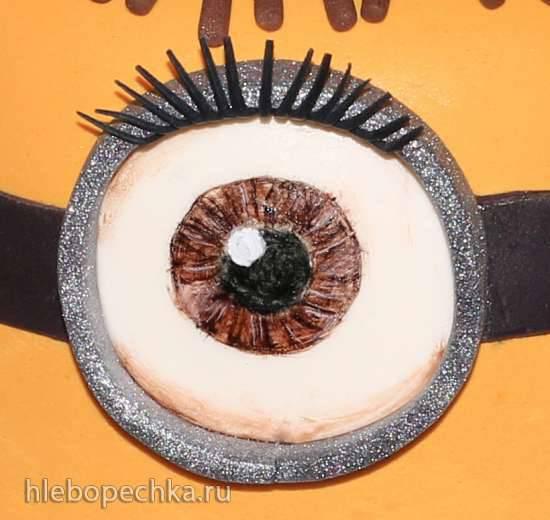Эти глаза напротив некоторые хитрости при оформлении глаз из мастики (мини-мастер-классы)