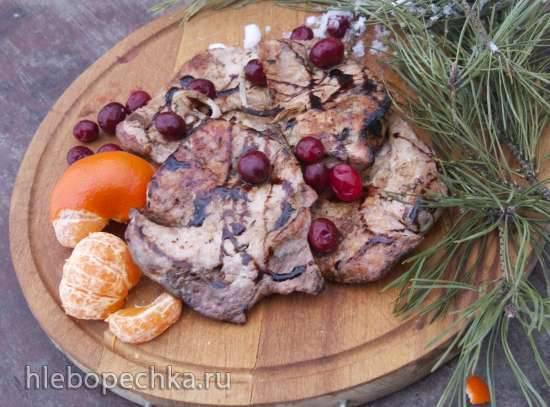"Мясо на ""качелях"" по-саарски (Saarlaendischer Schwenkbraten)"
