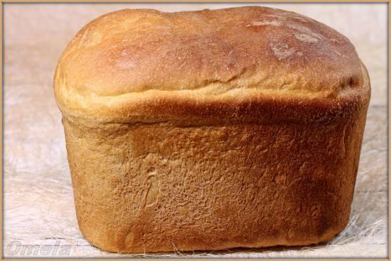 Картофельный хлеб с талканом на бакферменте sekowaКартофельный хлеб с талканом на бакферменте sekowa