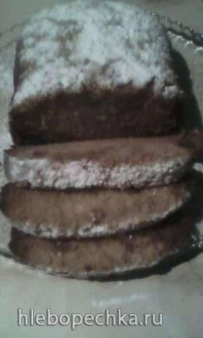 Кекс в хлебопечке maxwell с изюмом и курагой