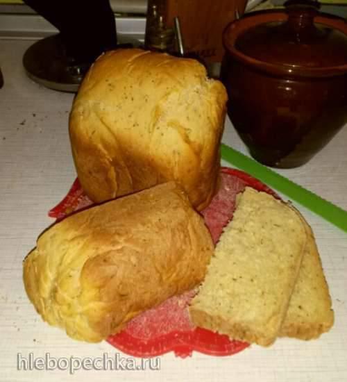 Хлеб Пикантный томат