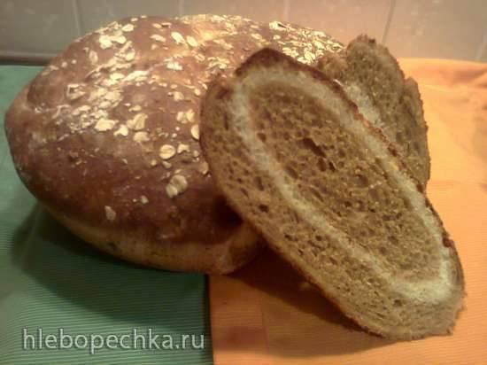 Хлеб Чечевичный завиток