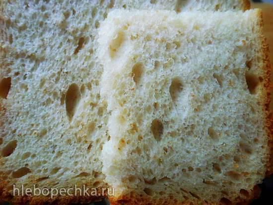 Белый постный хлеб с геркулесом и шротом зародышей пшеницы, яблоком и кокосовым маслом Белый постный хлеб с геркулесом и шротом зародышей пшеницы, яблоком и кокосовым маслом