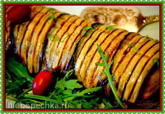 Закуска желейная Полосатая (гриль Steba PG 4)