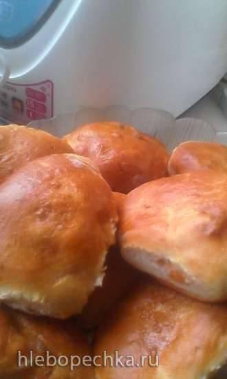 Тесто в хлебопечке Maxwell для пирожков в духовке