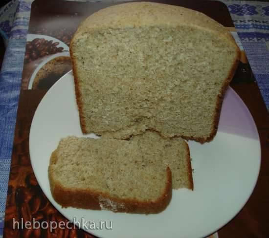 Сверхбыстрый пшеничный хлеб Irit
