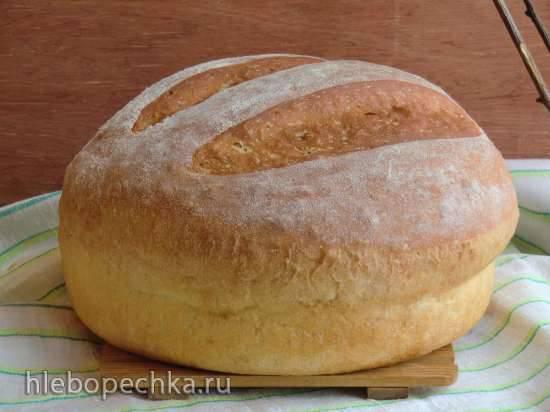 Бессолевой хлеб или Ахлоридный