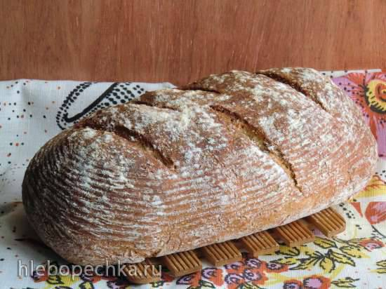 "Хлеб по мотивам ""Докторского"""
