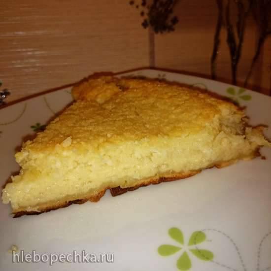 Невероятный кокосовый пирог (Impossible Coconut Pie)