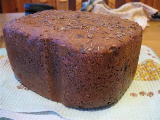 Хлеб Бородинский с добавками