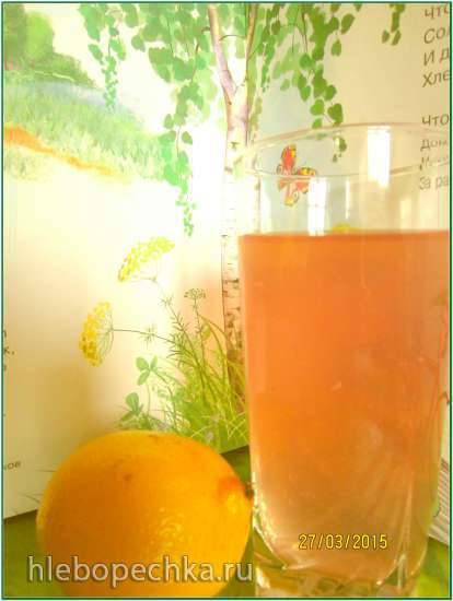 Березовый сок (два варианта)