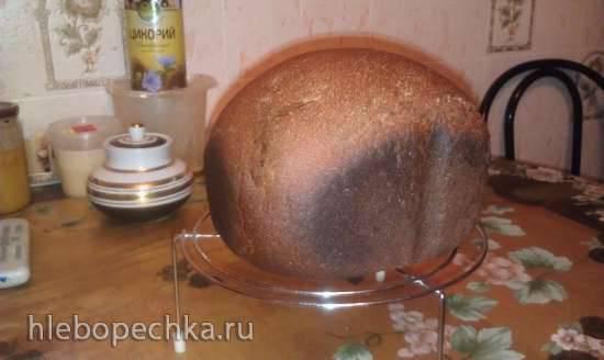 Литовский ржаной хлеб на пиве