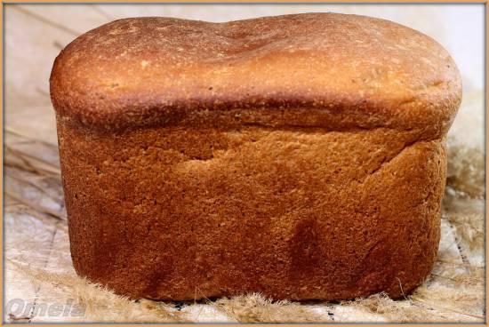 Анисовый хлеб на закваске Анисовый хлеб на закваске