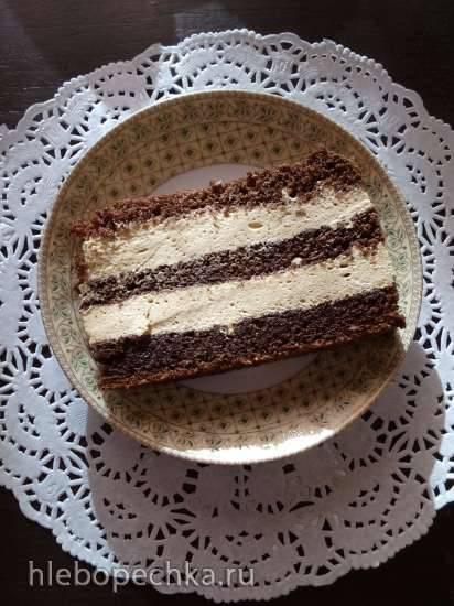 Торт «Мечта» финский (без муки)
