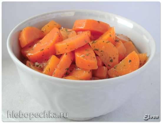 Маринованная морковь Маринованная морковь