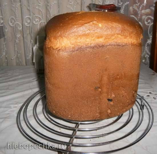 Кулич на скорую руку в хлебопечке (вариант 4)