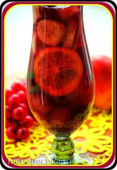 Конкурс от ООО Брэнд: «Блюда и напитки для жаркой погоды»