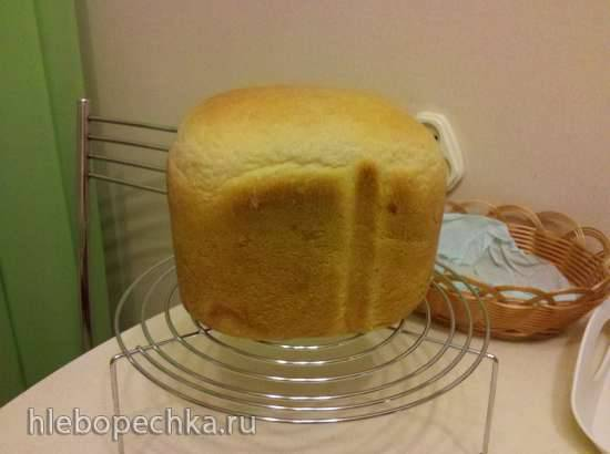 Panasonic SD-ZB2502. Пшеничный хлеб с гречневой мукой