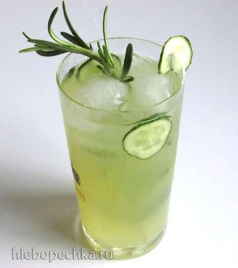 Огуречно-розмариновый лимонад