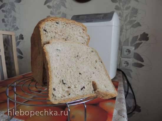 Верхневолжский хлеб с оливками
