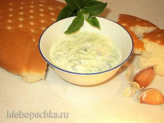 Талатури - холодная закуска кипрской кухни