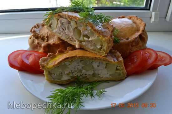 Элеш - знаменитые булочки Татарской кухни