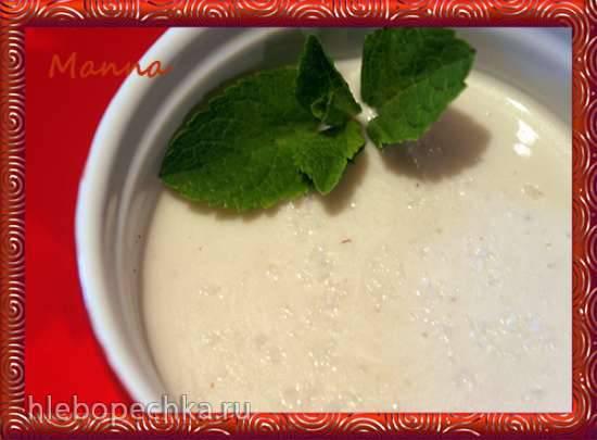 Каша «булгур-кускус-киноа» на кокосовом молоке в мультиварке Redmond RMC-01