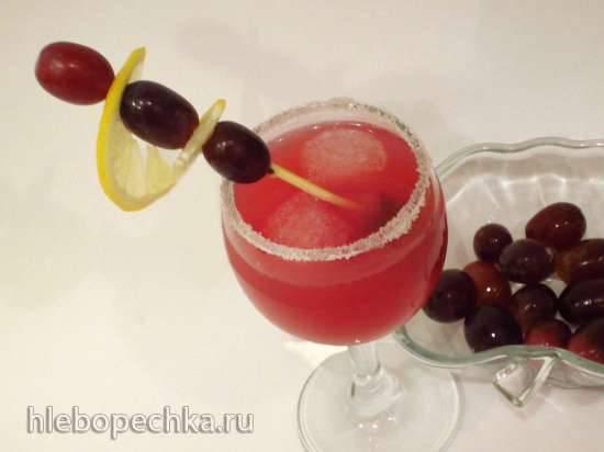Виноградный сок с имбирем