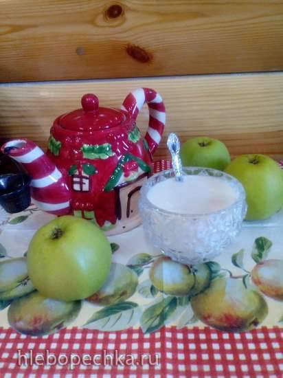"""Йогурт """"Ванильный десерт"""" в ферментаторе Oursson FE0205D/GA"""