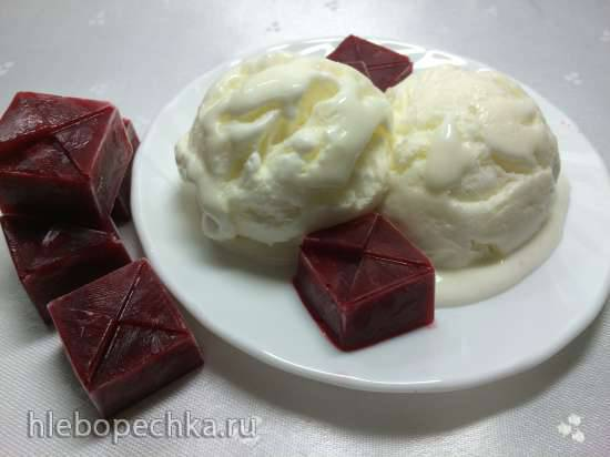 Белковое мороженое