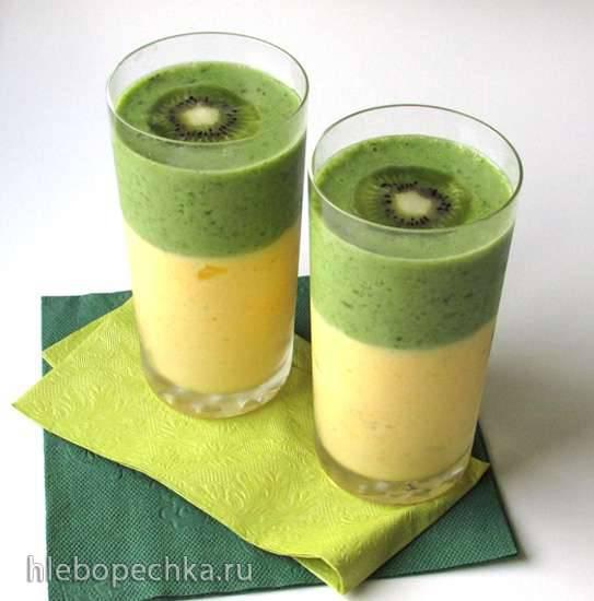 Замороженный смузи киви-манго